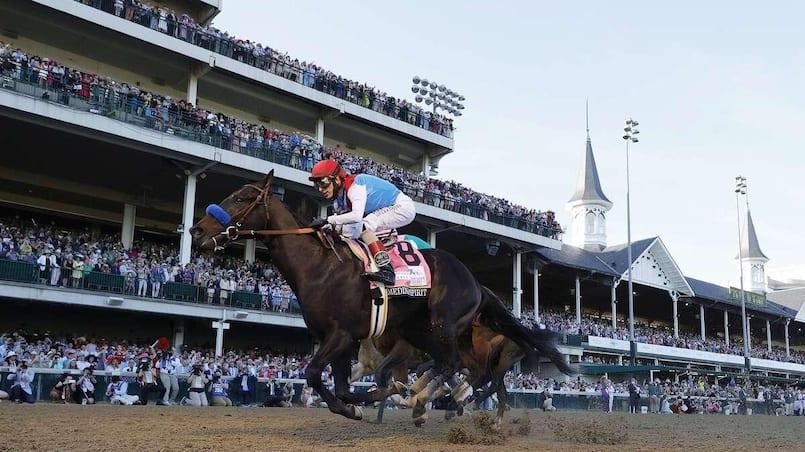 Medina Spirit gagne le Derby du Kentucky