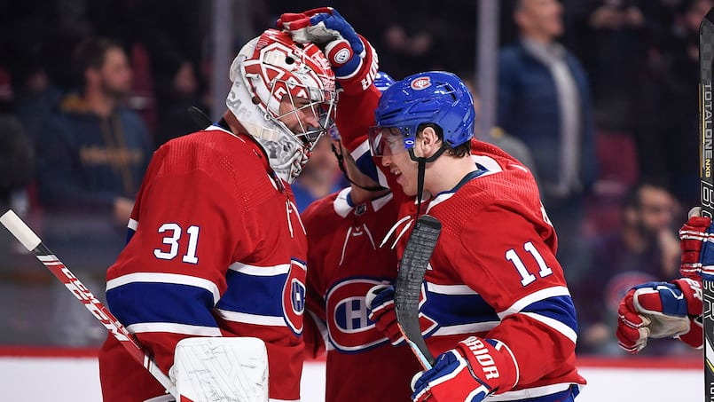 Panthers c. Canadiens