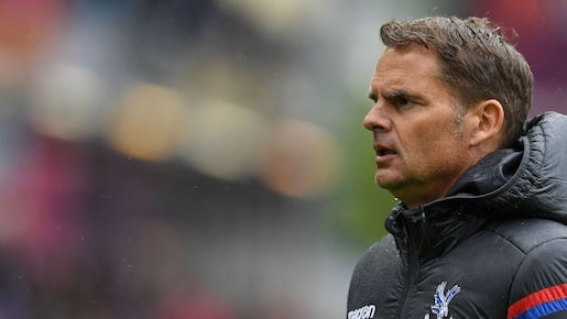 Frank de Boer devient sélectionneur des Pays-Bas