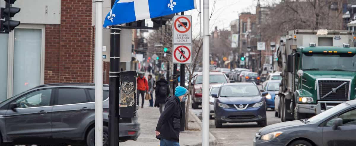 Le Canada va franchir la barre des 900 000 cas vendredi - Le Journal de Québec