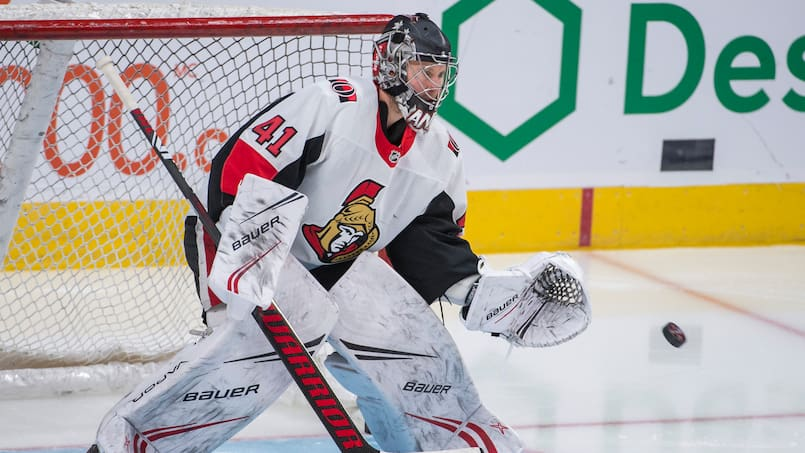 Mission accomplie pour Craig Anderson