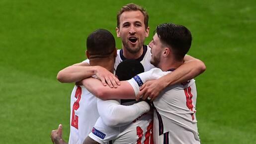 Euro: l'Angleterre s'adjuge la 1re place
