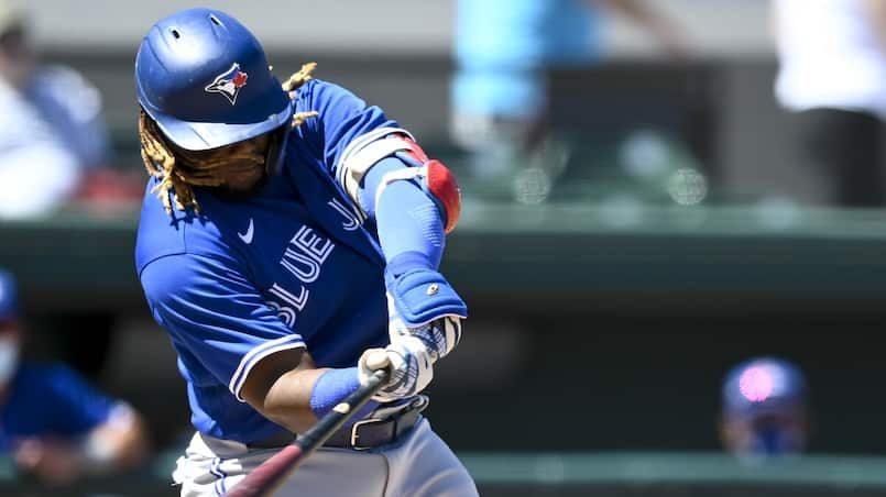 Baseball: sept frappeurs en grande forme