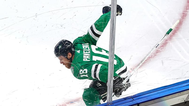 Pavelski bat un record du Rocket