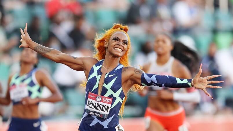 Positive à la marijuana, une sprinteuse américaine voit son rêve olympique partir en fumée