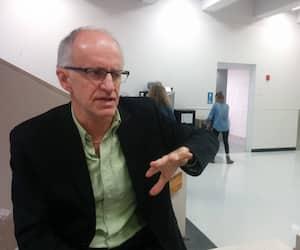 Le commissaire au développement durable, Paul Lanoie
