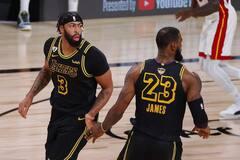 Finale de la NBA: les Lakers en plein contrôle sur le Heat