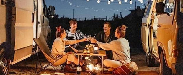Image principale de l'article Camping Estrie : 10 lieux d'exception où camper