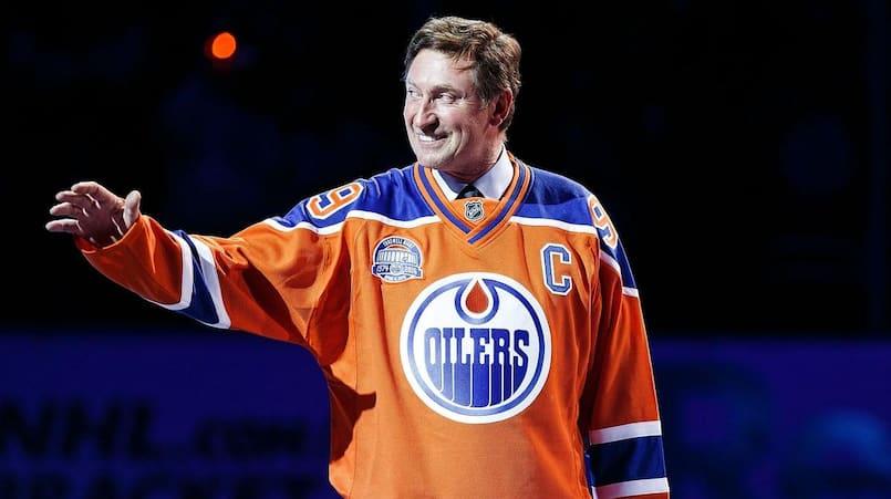 Des objets volés appartenant à Wayne Gretzky retrouvés