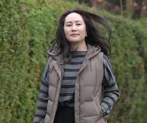 La cadre de Huawei Meng Wanzhou