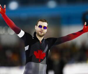 Mission accomplie pour Laurent Dubreuil avec sa conquête de l'or au 500 mètres des championnats mondiaux.