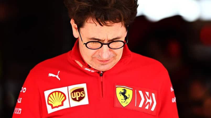 Un ingénieur de Ferrari inquiet de décisions prises «à la va-vite»