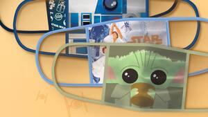 Image principale de l'article Disney sort des masques de protection trop cute