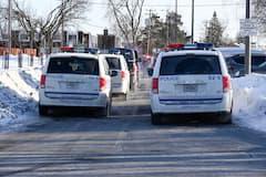 Saisie d'armes à feu et de drogue à Montréal, plusieurs arrestations