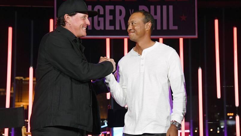 Un deuxième duel Woods/Mickelson?