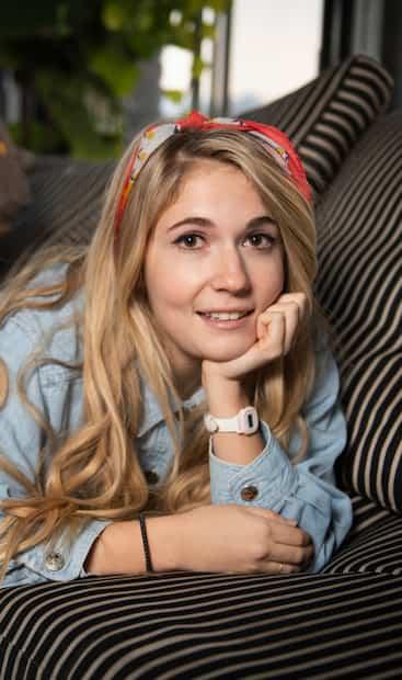 Image principale de l'article Rosalie Vaillancourt ose LA tendance cheveux
