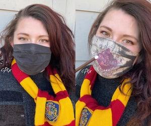 Image principale de l'article Le masque parfait pour les fans d'Harry Potter
