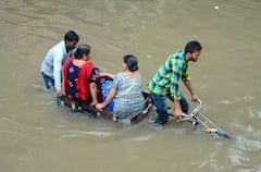 Mousson en Inde: plus de 50 personnes tuées par la foudre