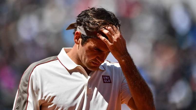 Pause forcée jusqu'en 2021 pour Roger Federer