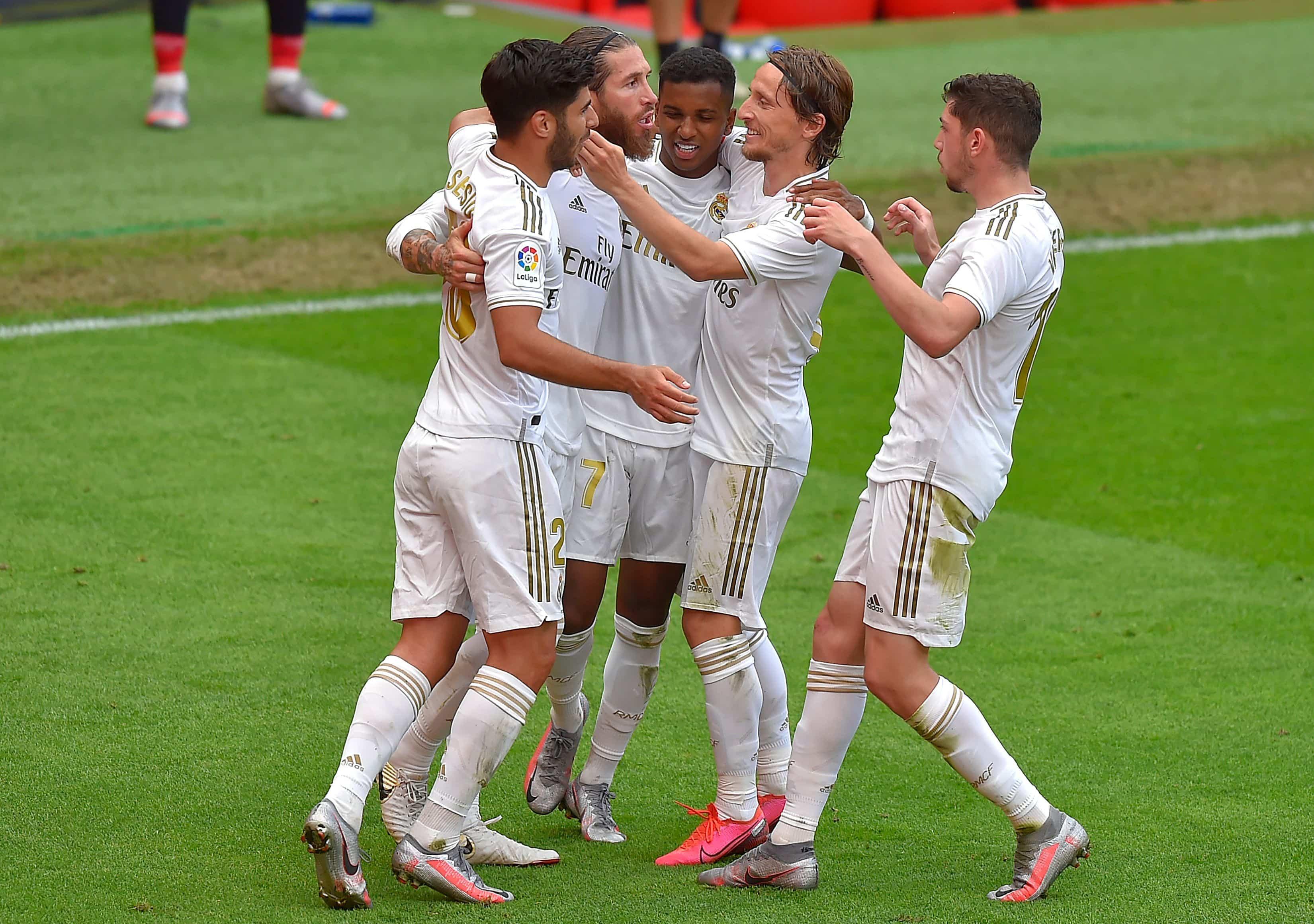 Hazard encore forfait contre Bilbao — Real