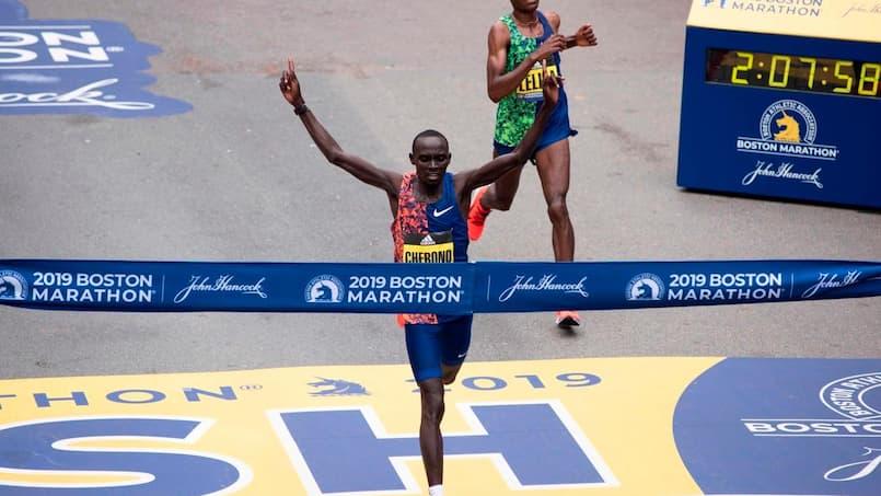 Le marathon de Boston repoussé