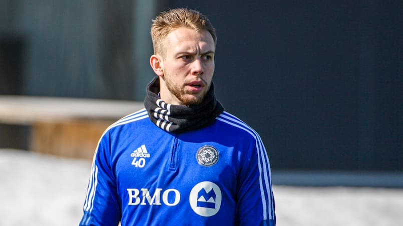Le futur gardien numéro un du CF Montréal?