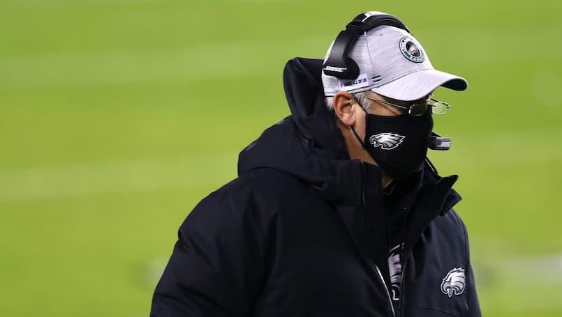Les joueurs des Eagles n'ont pas apprécié le choix de leur entraîneur