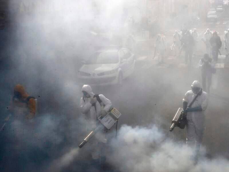 Coronavirus: un responsable chinois suggère que l'armée américaine est responsable de l'épidémie