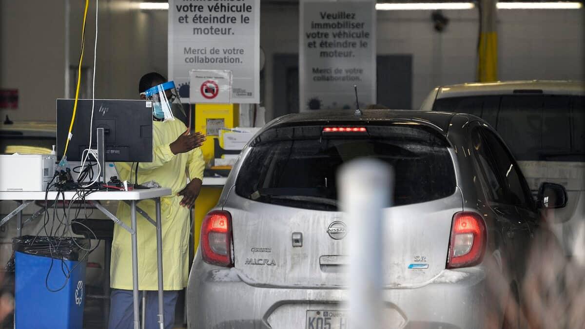 COVID-19: deux premiers cas de variants confirmés à Québec - TVA Nouvelles