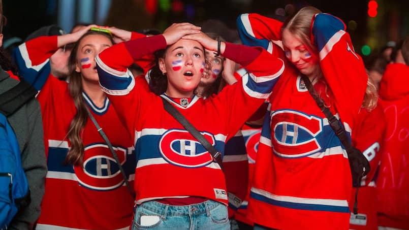 Paris sportifs: le Canadien sera éliminé ce soir, selon les preneurs aux livres