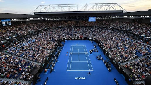 Australie: les vedettes du tennis s'unissent pour la cause