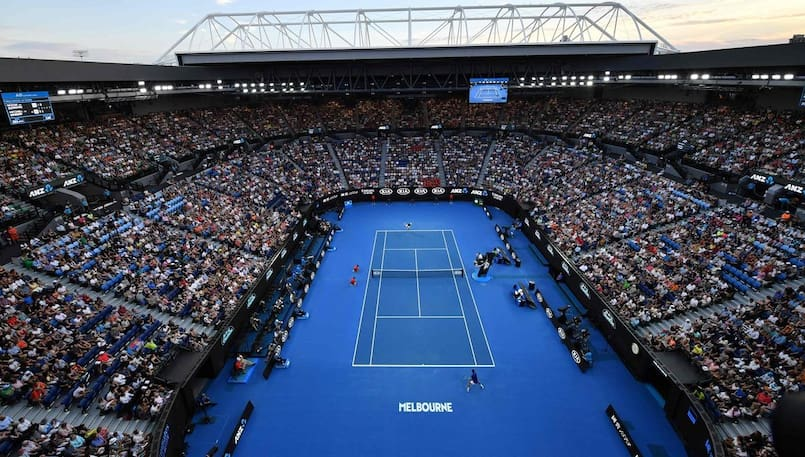 Australie: deux joueurs touchés par la COVID dans la «bulle»