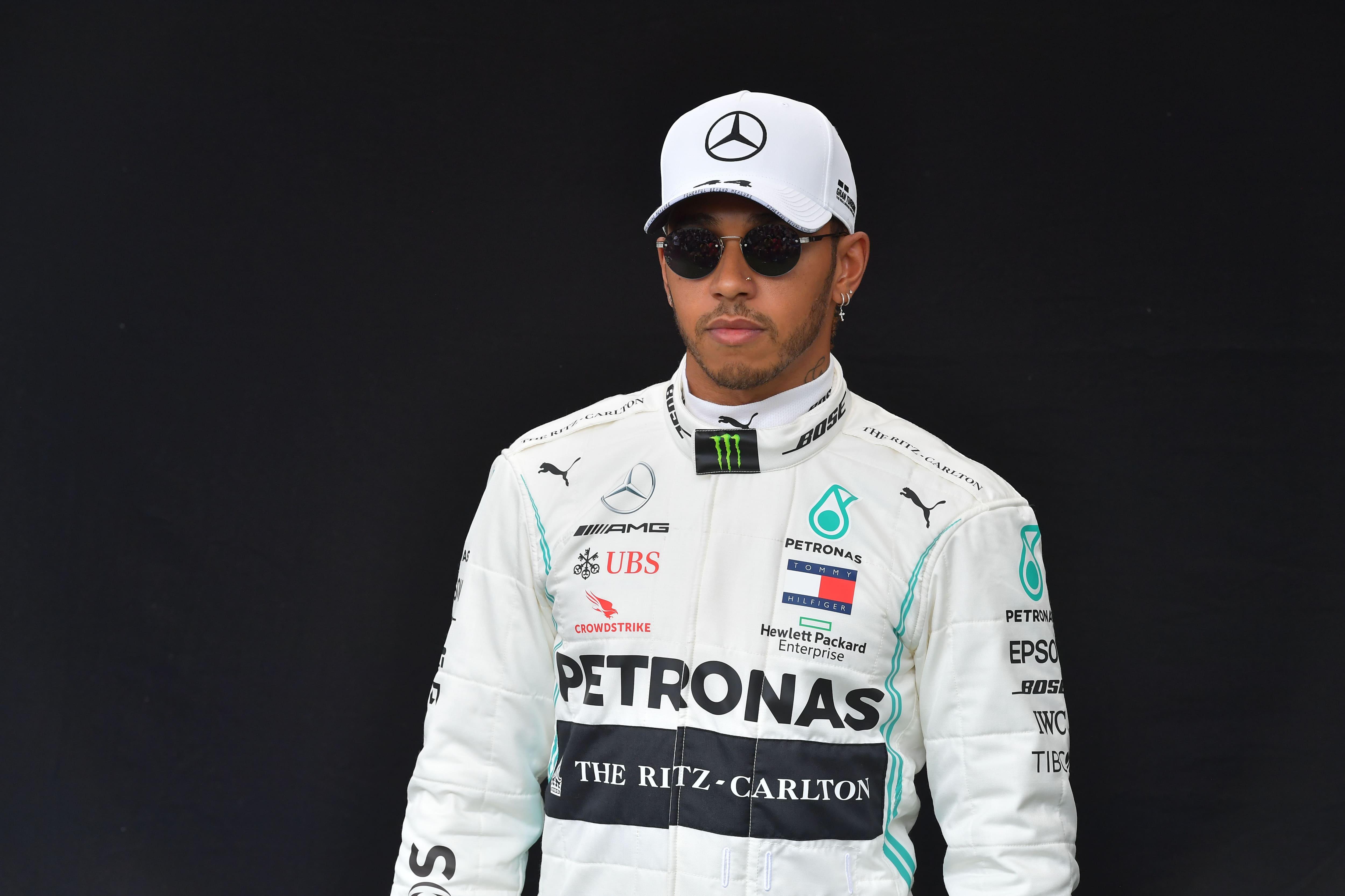 Lewis Hamilton confiné mais pas malade — Coronavirus