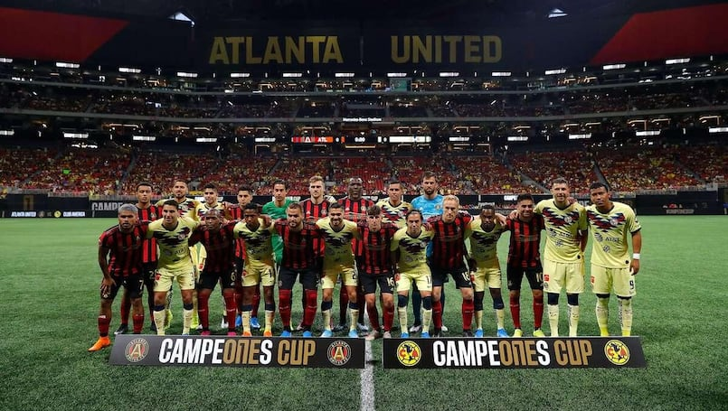 Revoilà la Coupe des Ligues et la Coupe Campeones