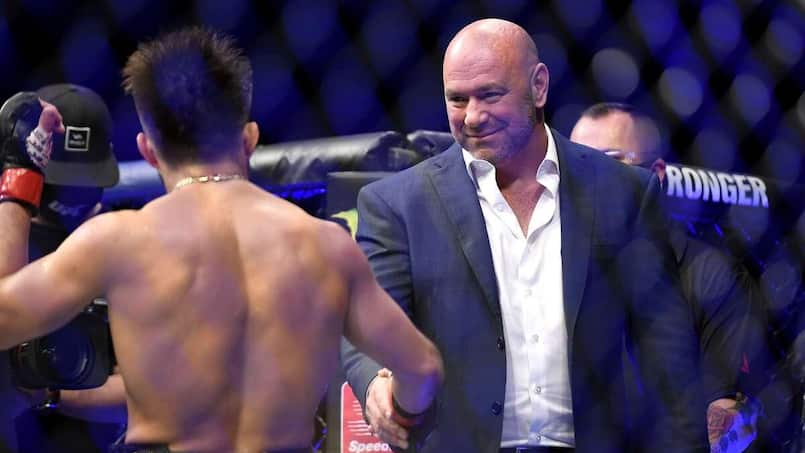 UFC: des ratés au niveau sanitaire