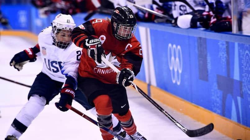 La grande évolution du hockey féminin