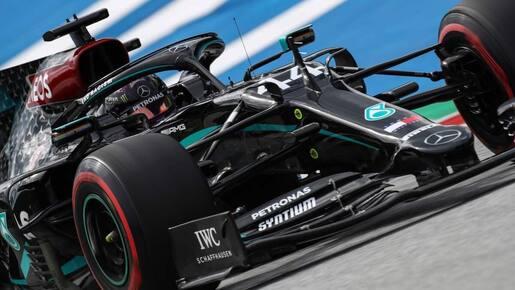 Hamilton et Mercedes au rendez-vous