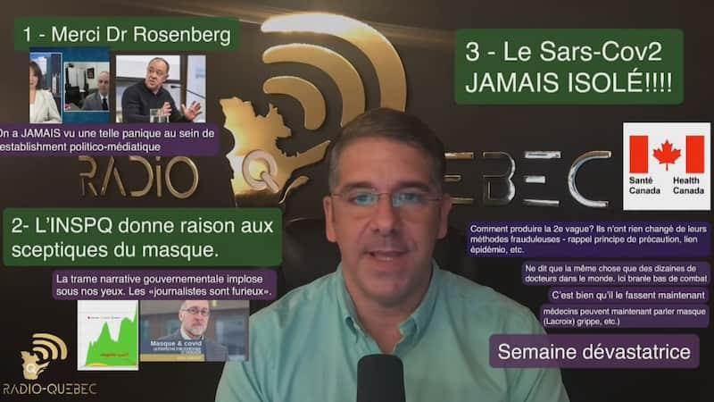 YouTube ferme la chaîne conspirationniste Radio-Québec   TVA Nouvelles