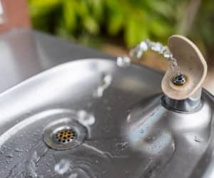 Drink water fountain