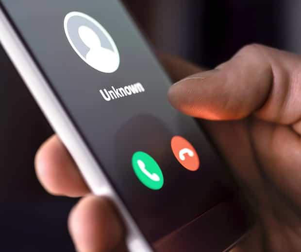 Image principale de l'article Des appels frauduleux liés à la COVID-19