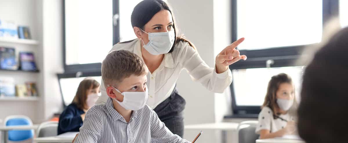 Les répercussions de la pandémie étudiées chez les enseignants - Le Journal de Montréal
