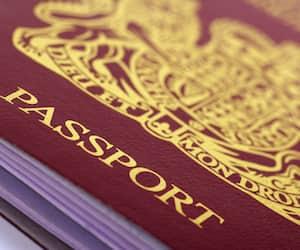 british passport