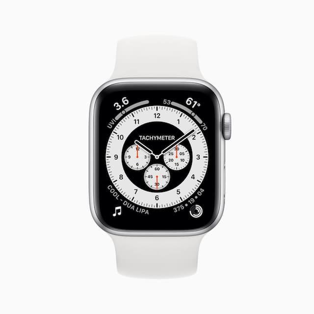 Apple Watch série 6