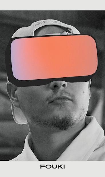Image principale de l'article FouKi dans une expo au Centre Phi