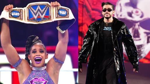 Bianca Belair et Bad Bunny volent le show à WrestleMania
