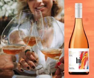 Image principale de l'article Le tout premier vin orange en épicerie