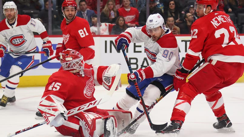 HKN-HKO-SPO-MONTREAL-CANADIENS-V-DETROIT-RED-WINGS