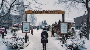 Image principale de l'article Marchés de Noël : 8 endroits à visiter à Québec