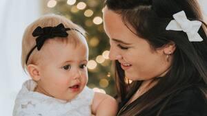 Image principale de l'article Alexandra Larouche est enceinte!