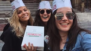 Image principale de l'article Krispy Kreme a enfin sorti ses beignes des Fêtes!